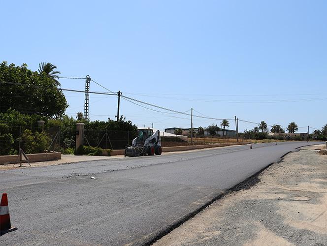 Mejora de la carretera CV-856 - Asfaltos y Construcciones Involucra S.L.