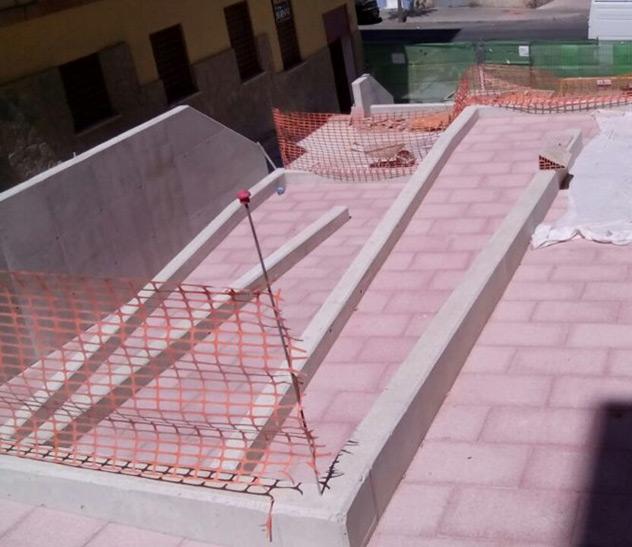 Rahabilitación de obras urbanas - Asfaltos y Construcciones Involucra S.L.