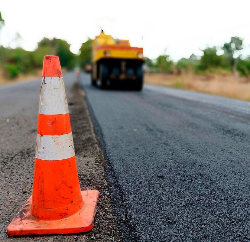 Seguridad en el asfalto de carreteras