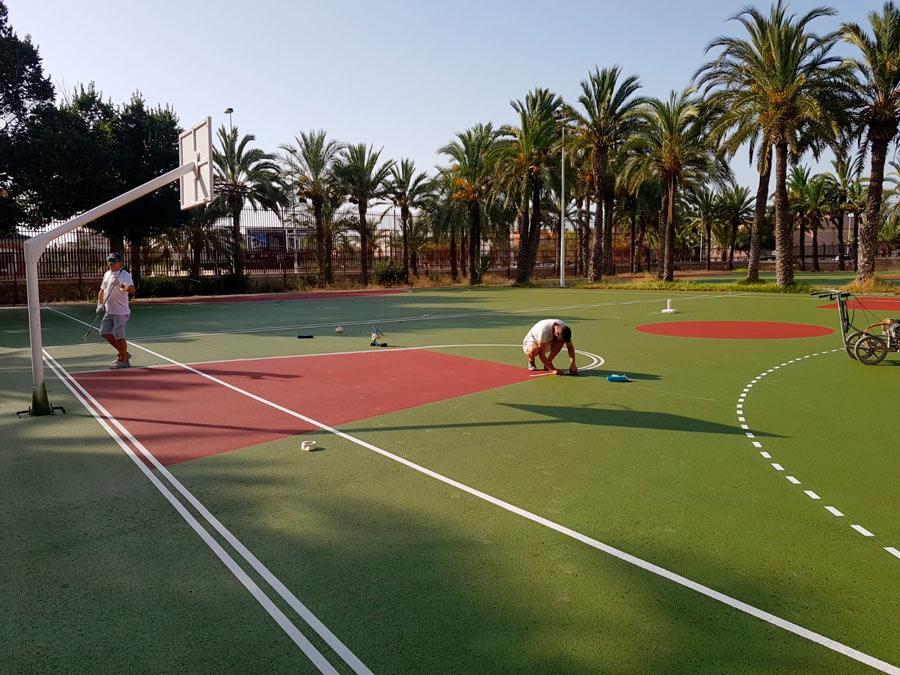 Los beneficios de optar por la construcción de pistas deportivas en Alicante