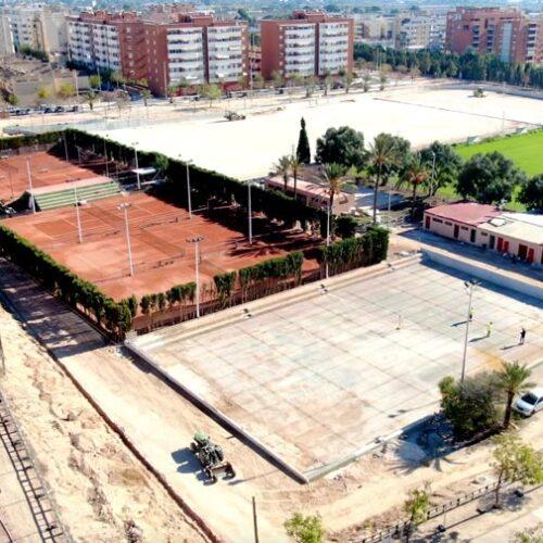 Reforma y mejora de instalaciones de Polideportivo Altabix