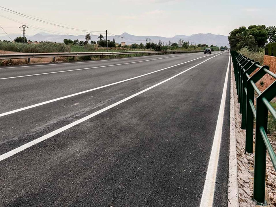 Conservación de carreteras: presupuestos para asfaltar en Elche